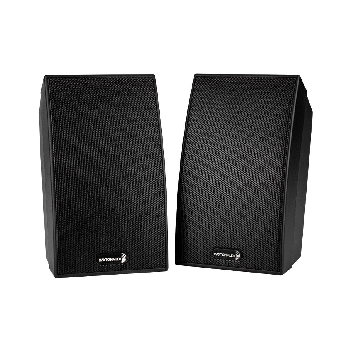 DAYTON AUDIO SAT-BK 2-Way Satellite Speakers (Pair)