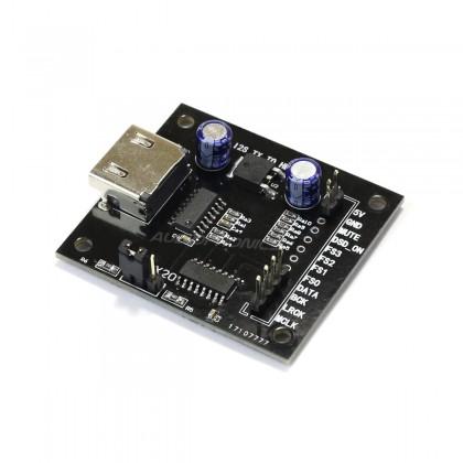 Module Interface Entrée I2S vers Sortie HDMI
