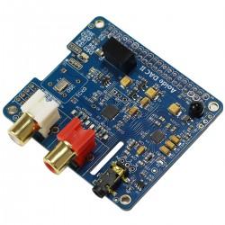 AOIDE DAC II ESS ES9018K2M I2S DAC Module Board 32bit 384khz DSD Raspberry Pi 3 / A+ B+ / Pi 2 / I2S