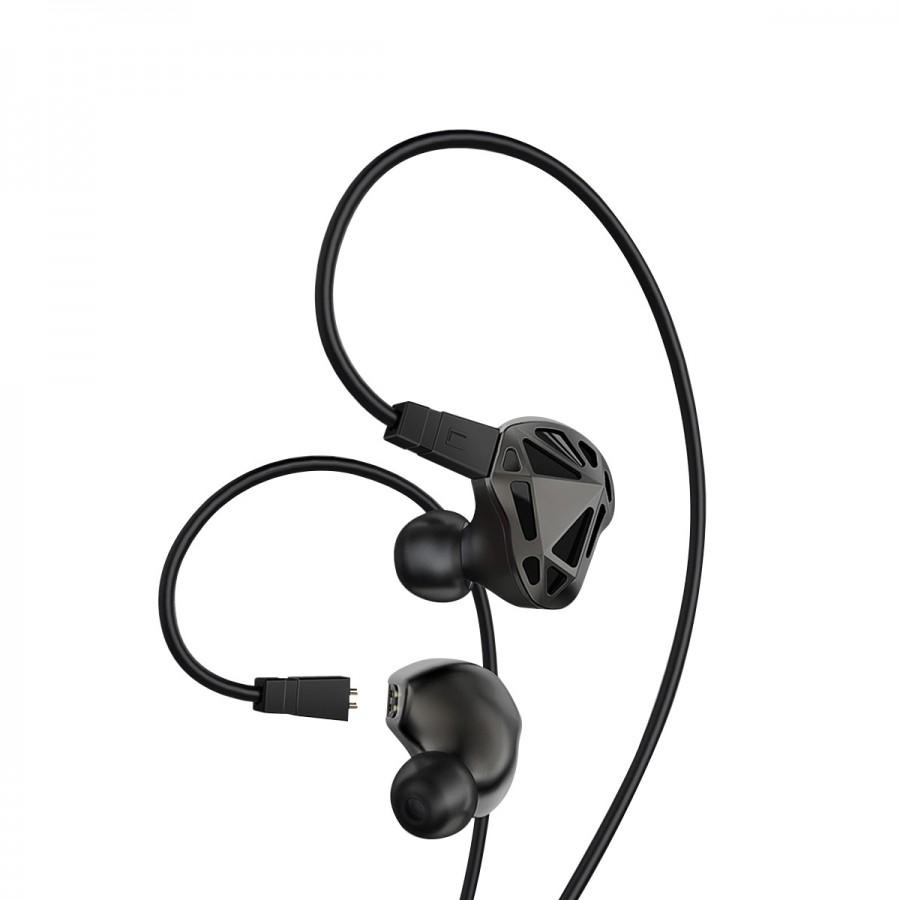 ag rt 1 intra auricular earphones iem dual driver 32 ohm black ag rt 1 intra auricular earphones iem dual driver 32 ohm black
