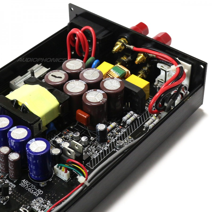 FX-AUDIO FX270 PRO AB Class + Tube Amplifier 6K4 Class A 33W