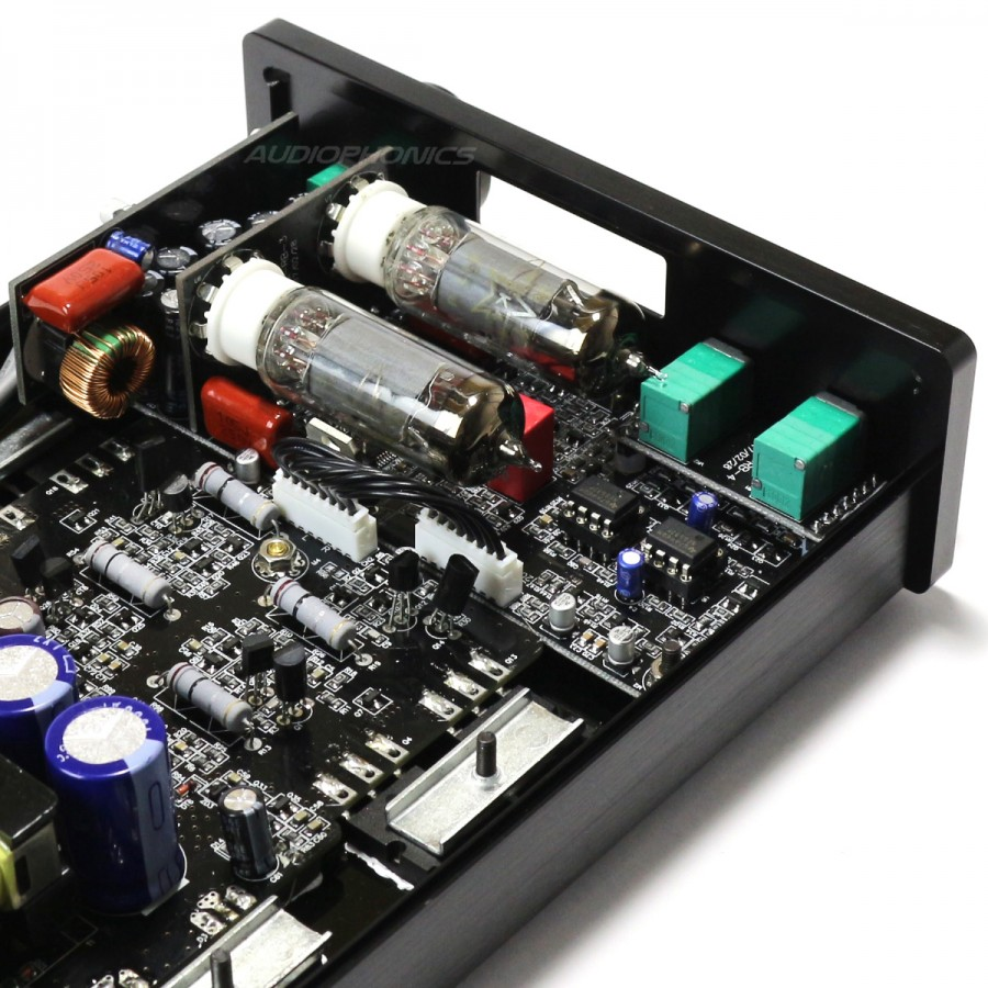 FX-AUDIO FX270 PRO AB Class + Tube Amplifier 6K4 Class A 33W 8 Ohm