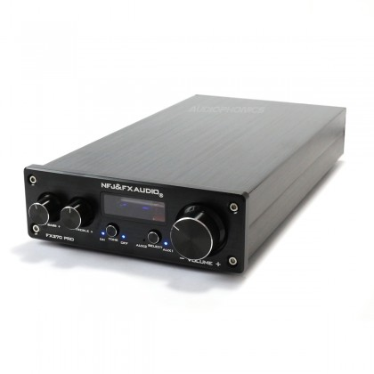 FX-Audio FX270 PRO Tube Amplifier 6K4 Class A 33W 8 Ohm