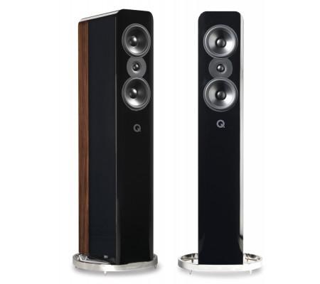 Q Acoustics Concept 500 Speakers Graphite Black (pair)