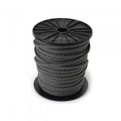 ELECAUDIO TAN SNAKE Expandable Braided Nylon Sleeve (PET) 6-16mm