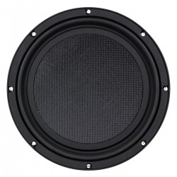 """DAYTON AUDIO LS12-44 Low Profile 12"""" Subwoofer Dual Coil 4 Ohm"""