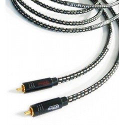 1877PHONO ARCANA HYBRID Interconnect Cable OHFC/OFC RCA-RCA 1.5m