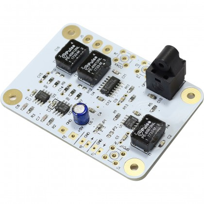 Module d'entrée SPDIF RS422 et TTL vers AES EBU / SPDIF / SPDIF TTL /Toslink