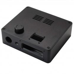 Boîtier RaspDAC Aluminium pour I-Sabre ES9038Q2M OLED & Raspberry Pi 3 B+