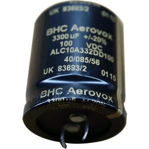 BHC AEROVOX Electrolytic Audio Capacitor 100V 3300µF
