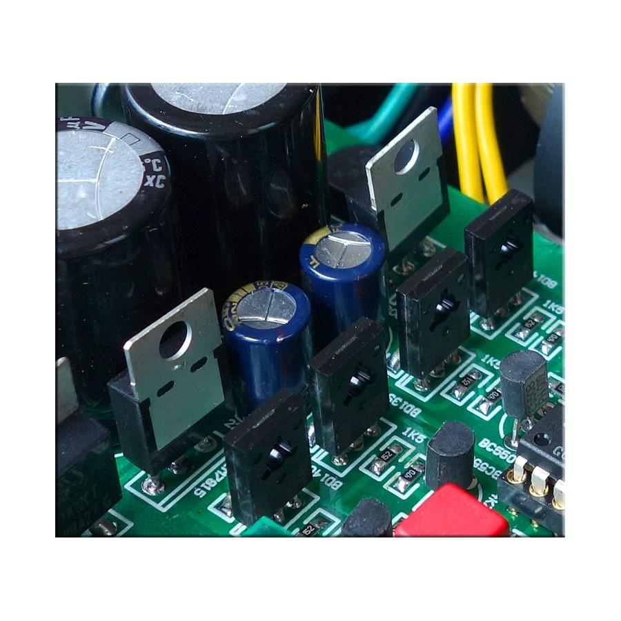 Audiophonics Dac Usb Es9028q2m Xmos U208 Headphone Amplifier Class Hi Fi Preamplifier A With Bc550 Es9028 Q2m 32bit 384khz Dsd 256