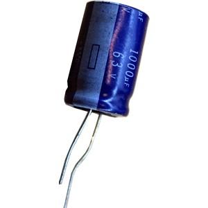 Condensateur Electrolytique 63V 1000µf
