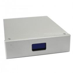 JA D1 Interface Digitale USB SPDIF I2S LVDS HDMI SDIF3 32bit 384khz DSD256 Argent