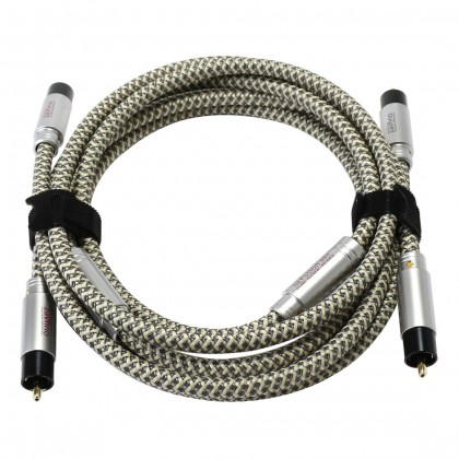 1877PHONO FUSION PURE MKII Cable RCA-RCA 1.5m (for a pair)