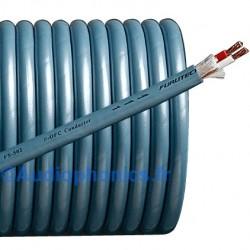 FURUTECH FS-502 Câble HP Cuivre OFC (Alpha) 2x2.0mm² Ø 8mm