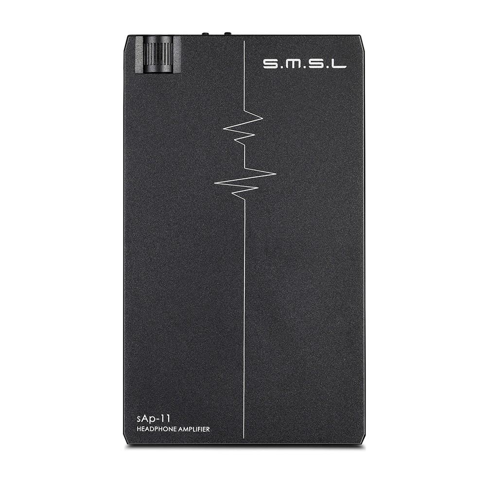 SMSL SAP-11 Symetrical Headphone Amplifier 2x TPA6120A2 197mW Black