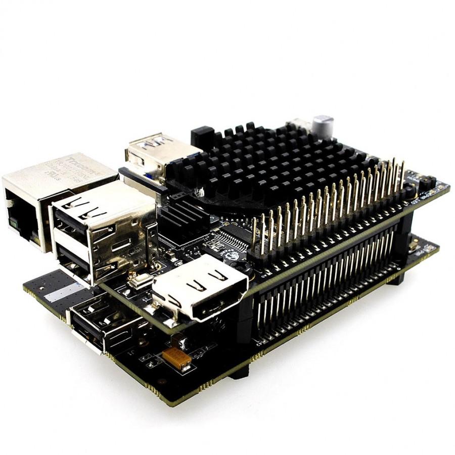 ALLO USBRIDGE Aluminum - Audio Media player Squeezelite