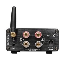 SMSL SA-36A Plus Amplificateur numérique TPA3118 Bluetooth 4.1 2x 30W / 8 Ohm Argent