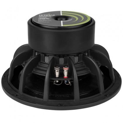 DAYTON AUDIO UM12-22 Ultimax DVC Subwoofer Speaker 2+2 Ohm Ø30cm (Unit)