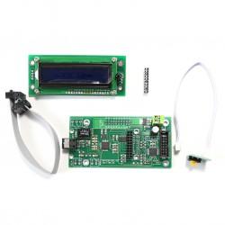Module Sélecteur de Source Numérique AK4118 3xSPDIF I2S avec écran 3 entrées