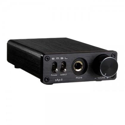 SMSL sAp-2 Portable Headphone Amplifier 1000mW / 16 Ohms