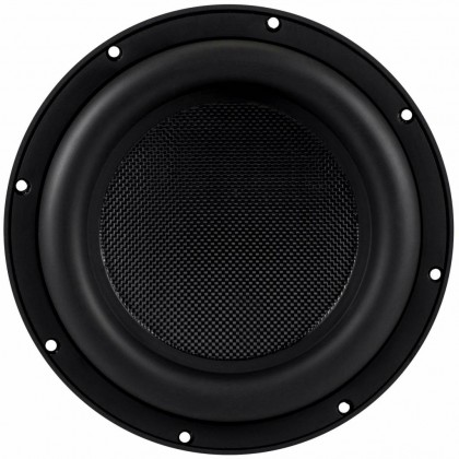 DAYTON AUDIO UM10-22 Ultimax DVC Subwoofer 2+2 Ohm Ø25cm (Unit)