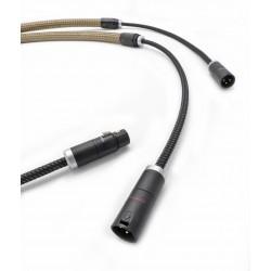 1877PHONO OCC Silver Dart Câble de modulation XLR-XLR 1.5m (La paire)