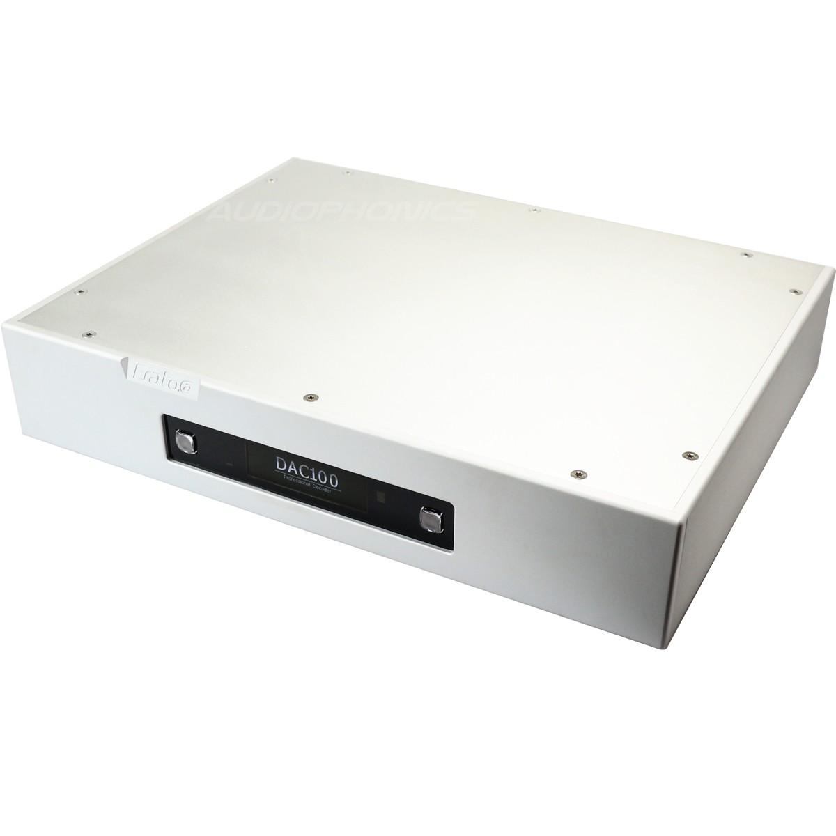 ERATO DAC100 DAC Symétrique XLR 32bit / 384Khz 2x AK4497 DSD256 XMOS U208