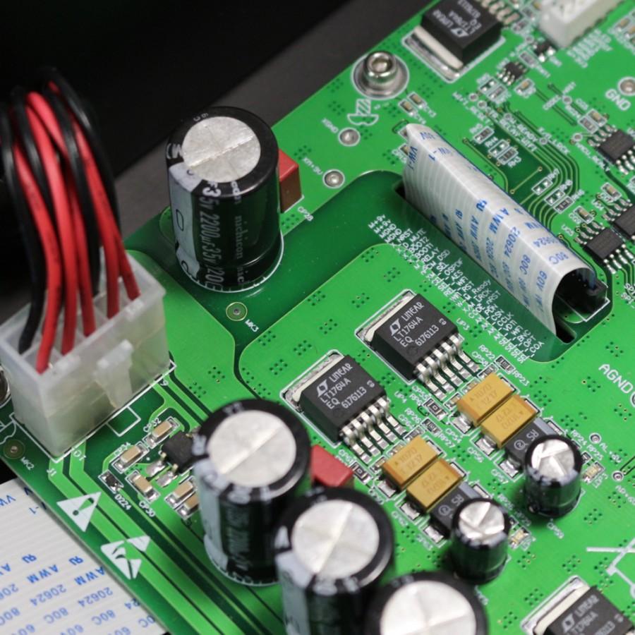 ERATO DAC100 V1 Balanced DAC XLR 24bit / 192Khz 2x AK4497 DSD128