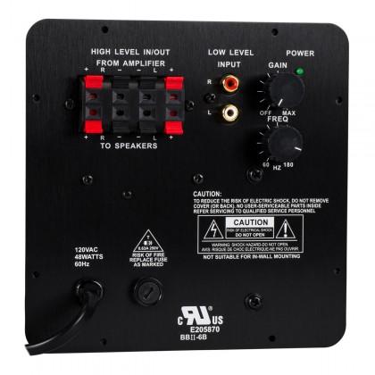 DAYTON AUDIO SA25 Module actif Subwoofer Digital plat 15W 8 Ohm