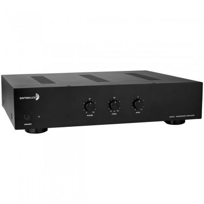 DAYTON AUDIO SA230 Amplificateur pour Subwoofer 1x150W 8 Ohm Noir