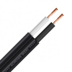 OYAIDE ACROSS 3000 Speaker cable copper 102SSC 2x 2.8mm² Ø9.2mm