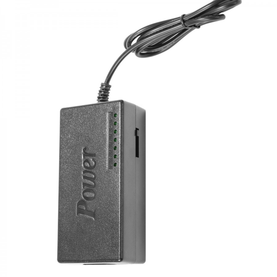 Universal Power Adapter for notebook, lights, sound system