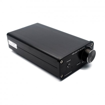 FX-AUDIO FX502SPRO Amplificateur Class D TPA3250 2x 80W 4 Ohm Noir