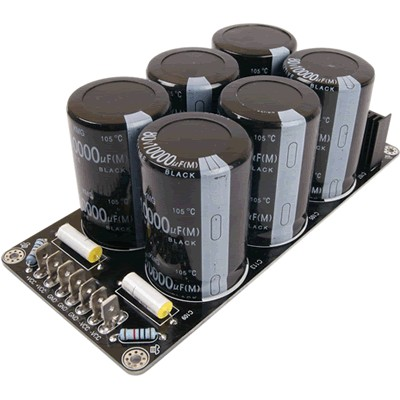 Module d'Alimentation pour Amplificateur 6x10000µF/80V