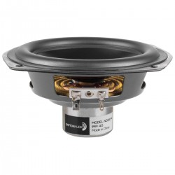 DAYTON AUDIO ND140-4 Speaker Driver Midbass Aluminium 40W 4 Ohm 88dB 54Hz - 8000Hz Ø13cm