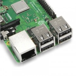 RASPBERRY Pi 3 modèle B+ 1GB HDMI Ethernet 4xUSB 1.4Ghz