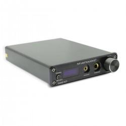 FX-AUDIO DAC-X7 DAC AK4490 32Bit / 384kHz DSD XMOS CS8422 Noir