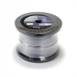 NEOTECH STDCP-18 Fil de Câblage Cuivre UP-OCC Multibrins PVC 18AWG