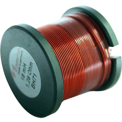 Self to Ferrite MUNDORF BH71 Varnished Wire 0.71mm 4.7 mH