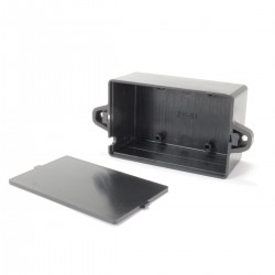Plastic Case for Electronic Components 81x 51x35 mm