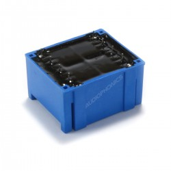 Transformateur pour Circuits Imprimés UI 30/5,5 2x12V 0,8A