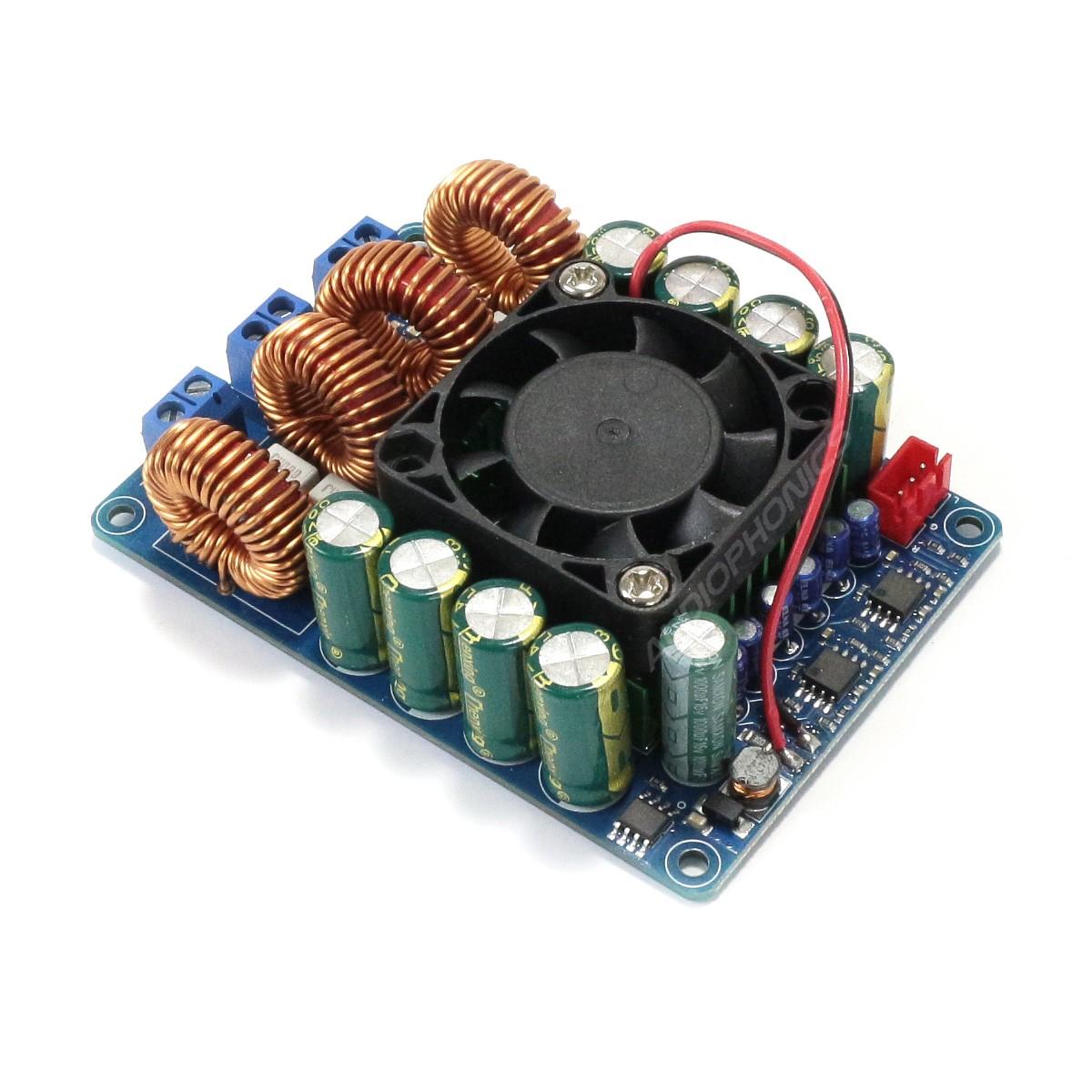 Amplifier Module Class D TAS5630 2x240W / 4 Ohm