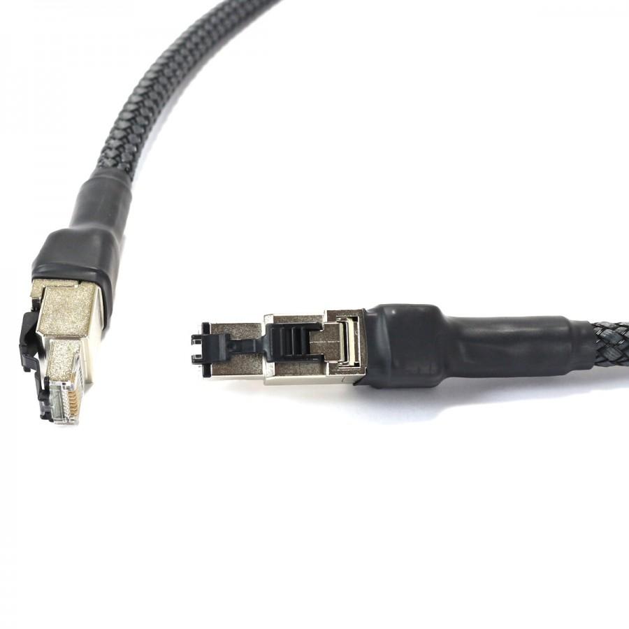 audiophonics patch cable network rj45 ethernet high end. Black Bedroom Furniture Sets. Home Design Ideas