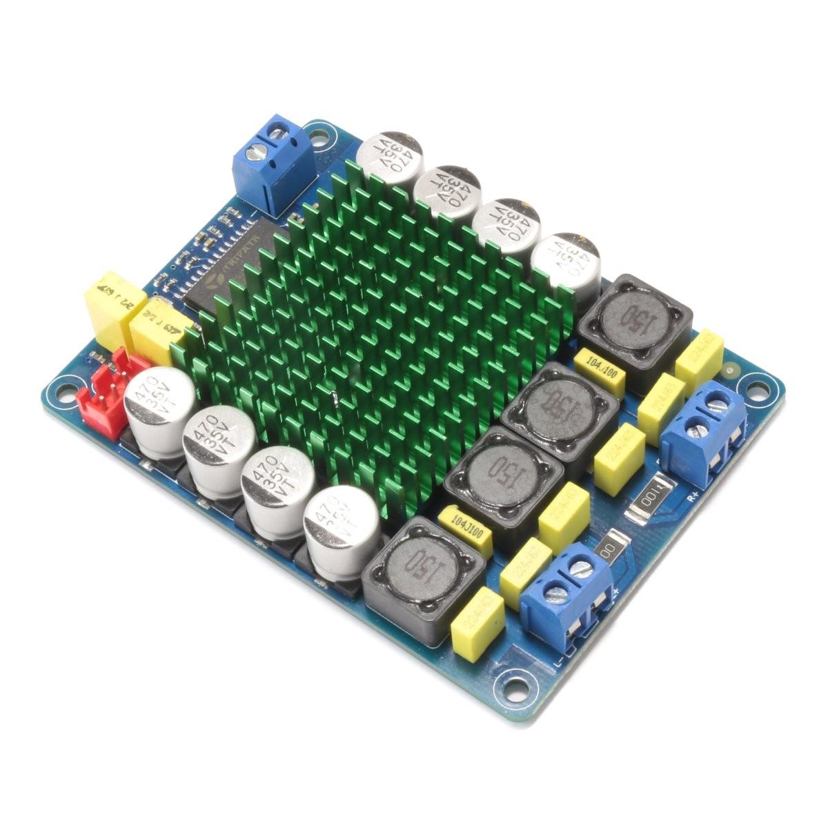 Amplifier module stereo Class D STA505 TK2050 2x50W 8 Ohm