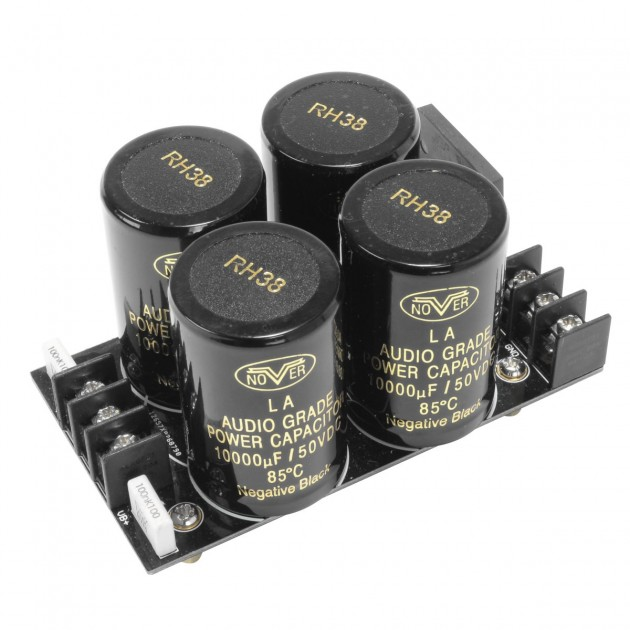 Nichicon Electrolytic Capacitors 10,000uF 35V 4x