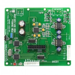 DAC01 Module DAC AKM AK4490EQ 32Bit / 384 khz DSD256 & Module power supply
