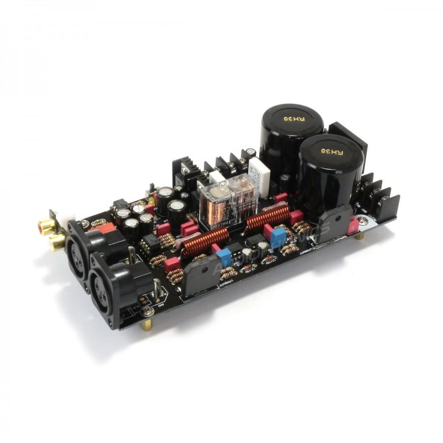 Stereo Power Amplifier Module LM3886 2x68W / 4 Ohm