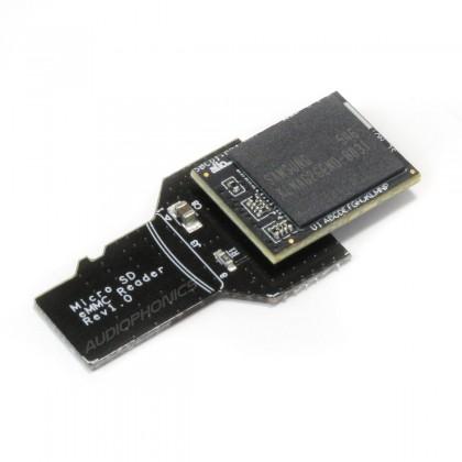 ALLO Carte eMMC 16Go avec Adaptateur Micro SD