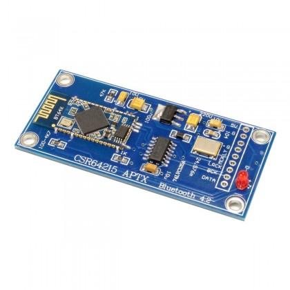 Bluetooth Receiver CSR64215 4.2 to I2S